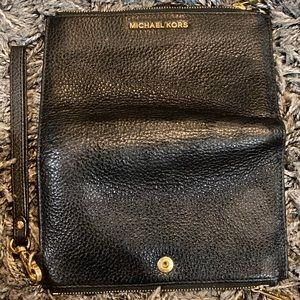 Michael Kors black multi wallet